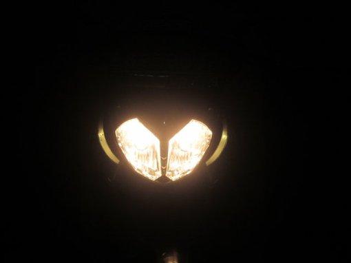 Lampu dan penerangan merupakan alat keselamatan!